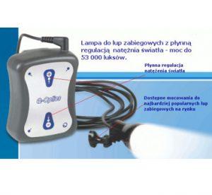 Lampy do lup stomatologicznych