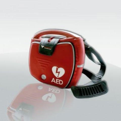 Zestaw R Defibrylator AED RESCUE SAM